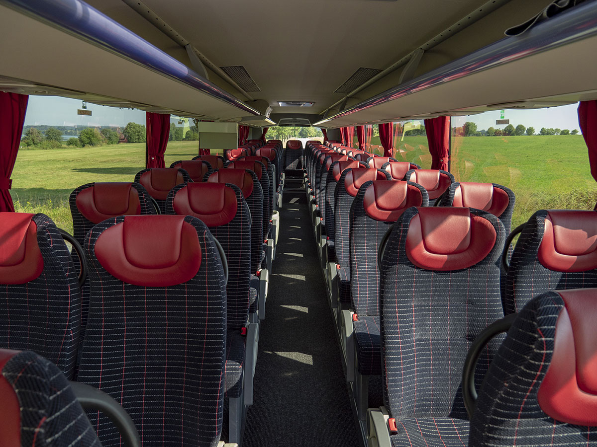 Komfortabel und sicher Reisen